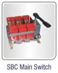 Sbc Main Switches