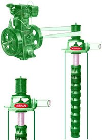 Agricultural Turbine Pumps