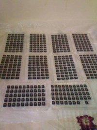 Micro Sd Cards Tray Packing