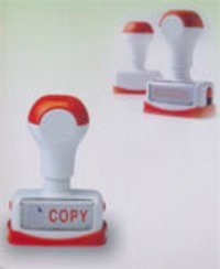 Printer Line Pre-Inking Stamps