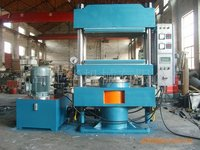 Rubber Plate Vulcanizer Machine