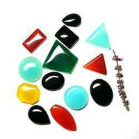 Onyx Cabochons Stones