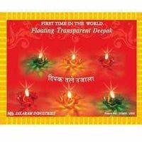 Floating Transparent Deepak