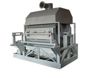 Paper Pulp Egg Tray Machine