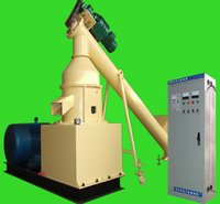 Sjm-5 Biomass Briquette Machine in Zhengzhou