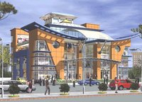 Mall In India Website Design