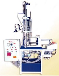 Fully Automatic Vertical Injection Moulding Machine