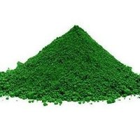 Chromocynine Green Pigment