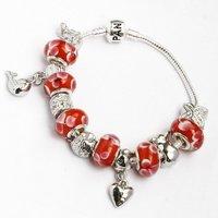Silver Love Charms Pandora Bracelets