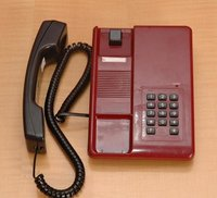 Electronic Push Button Telephone