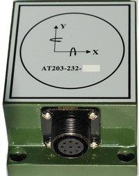 At203-Sc Inclinometer (Accelerometer Tilt Sensor)