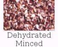 Minced Dehydrated Red Onion
