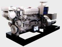 120kw Diesel Generator Set For Marine