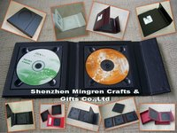 Wedding Leather CD/DVD Folios