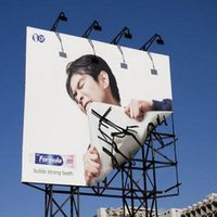 Outdoor Media Advertising Services