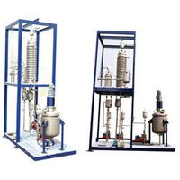 Skid Mounted Chemical Plant