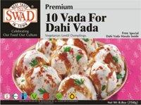 10 Wada With Dahi Vada