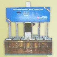Twelve Station Dissolution Apparatus