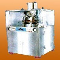 Double Rotary Tabletting Machine