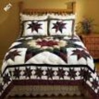 Designer Quilted Bed Cover