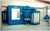 Powder Coating System<