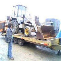 Building Material Equipment Hire Service