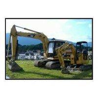 Excavators Hire Services