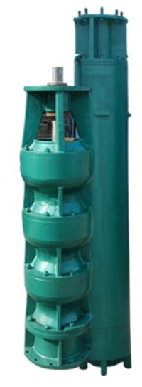 Submersible Pump Set For Mines