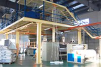 Fully Automatic Non Woven Fabric Making Plants