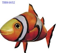 R/C Clown Fish