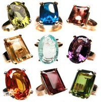 Astro Gemstone Ring