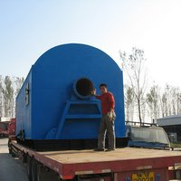 Waste Tire Pyrolysis Plant For High Oil