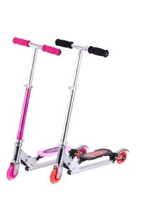 Mini Kick Scooter Shox Scooter With Shock-Proof