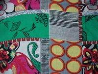 Cotton Voil Print Fabric