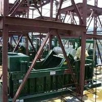 Electrical Power Distribution System Of Material Handling Plants
