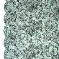 Net Schiffli Embroidery