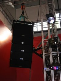 Active Pro Audio Speaker Small Line Array L-4
