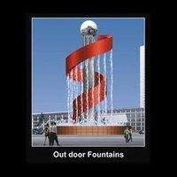 Interactive Fountain