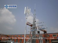 3kw Vertical Axis Wind Generator