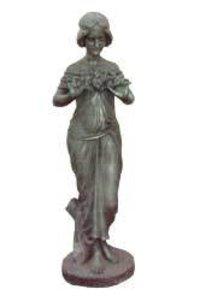 Cast Iron Figure