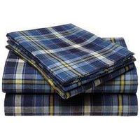 Twills And Flannel Fabrics