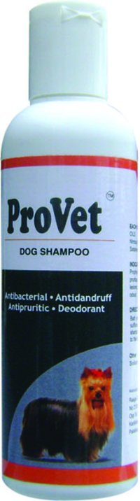 Provet Dog Shampoo (Coat Clenser)