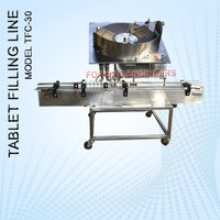 Tablet Filling Line Tfc-30