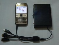 Universal Anytime Solar Mobile Charger