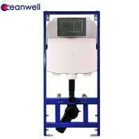 In-Wall Concealed Cistern