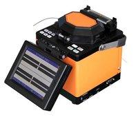 Single Fiber Fusion Splicer Splicing Machine
