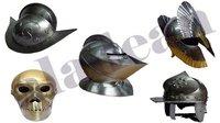 Medieval Armour Helmets