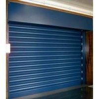 Hand Operated Rolling Shutter