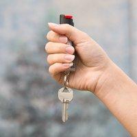 Sabre Key Ring