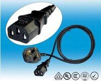 Bs Standard Digital Equipment 3 Pin International Power Plugs